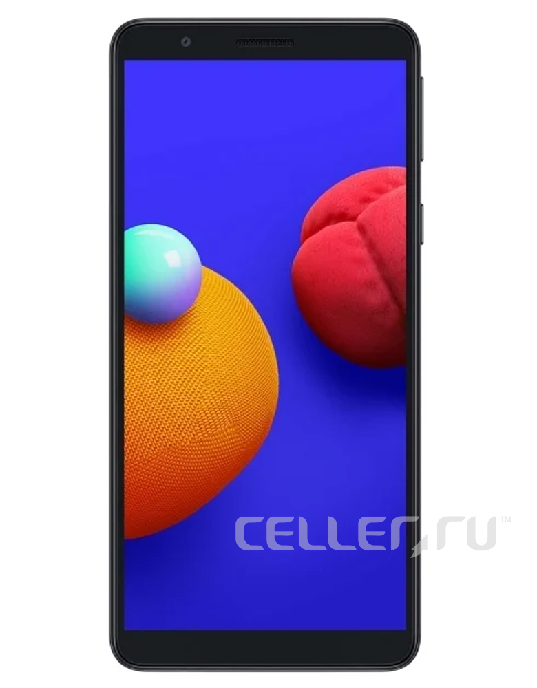 Смартфон Samsung Galaxy A01 Core 16GB Черный