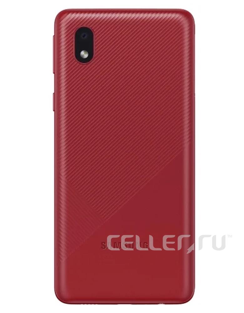 Смартфон Samsung Galaxy A01 Core 16GB Красный