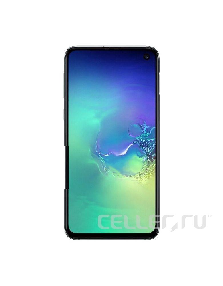 Смартфон Samsung Galaxy S10e 6/128GB Аквамарин