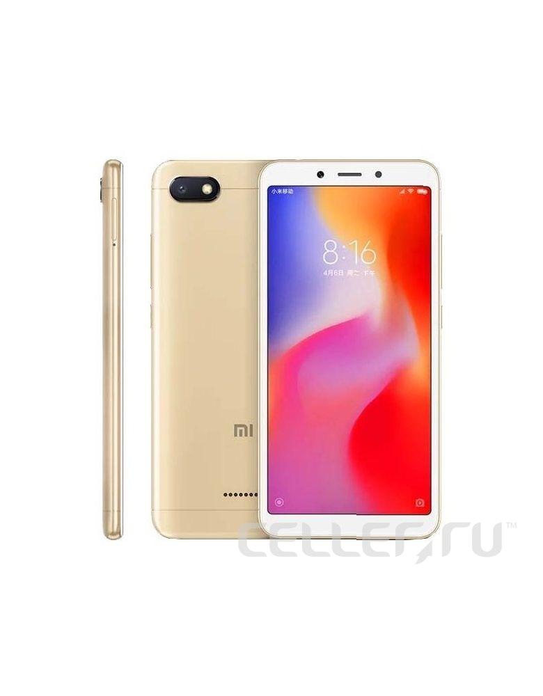 Xiaomi Redmi 6A 3/32GB Gold