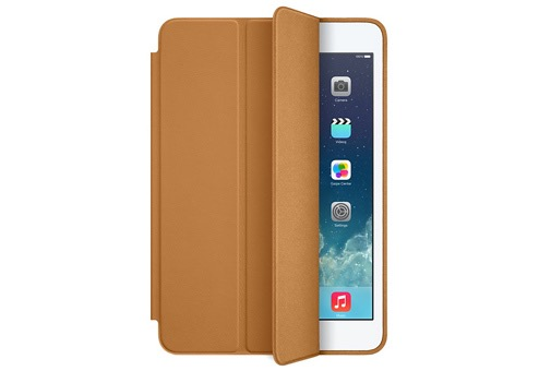 Чехол книжка-подставка Smart Case для iPad Pro 12.9 2018 (Светло-Коричневый)