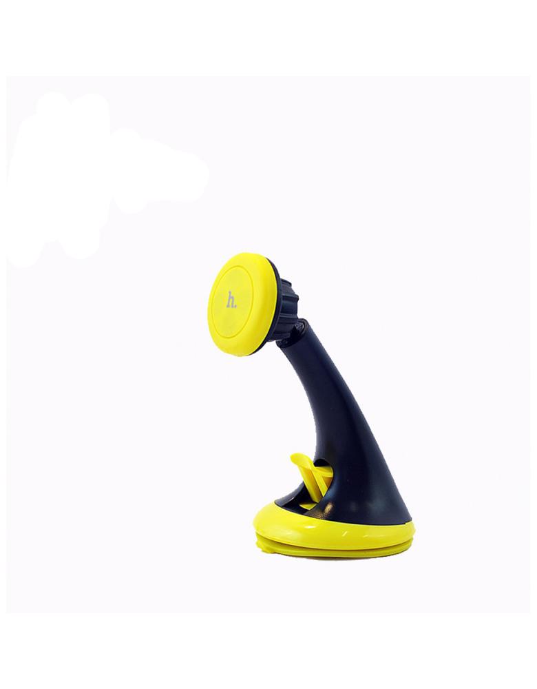 Держатель автомобильный HOCO(original) CA7 Цвет: Черно-Желтый