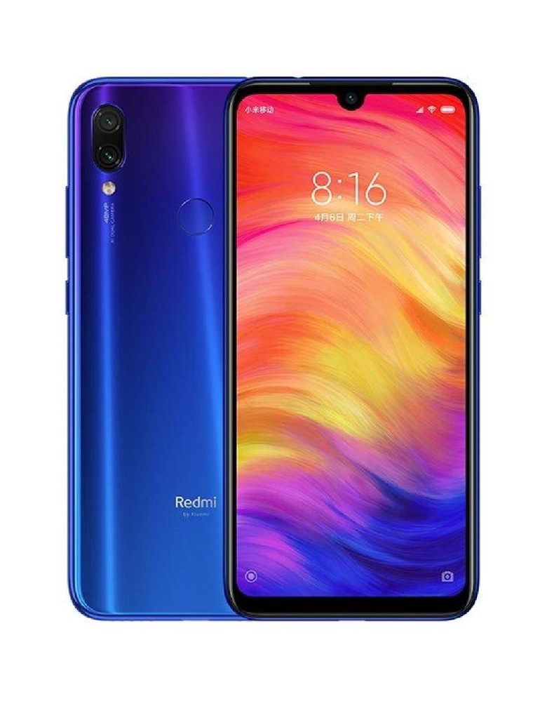 Xiaomi Redmi Note 7 4/64GB Blue