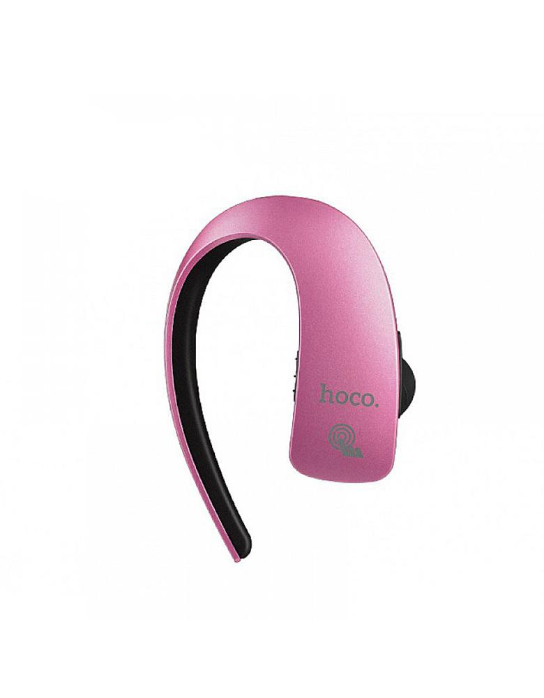 Гарнитура bluetooth HOCO(original)E10 Цвет: Пурпурный