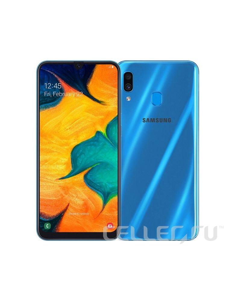 Samsung Galaxy A30 SM-A305F 32GB Blue
