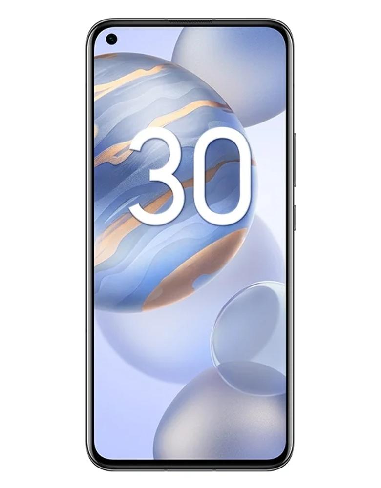 Смартфон HONOR 30 8/128GB полночный черный