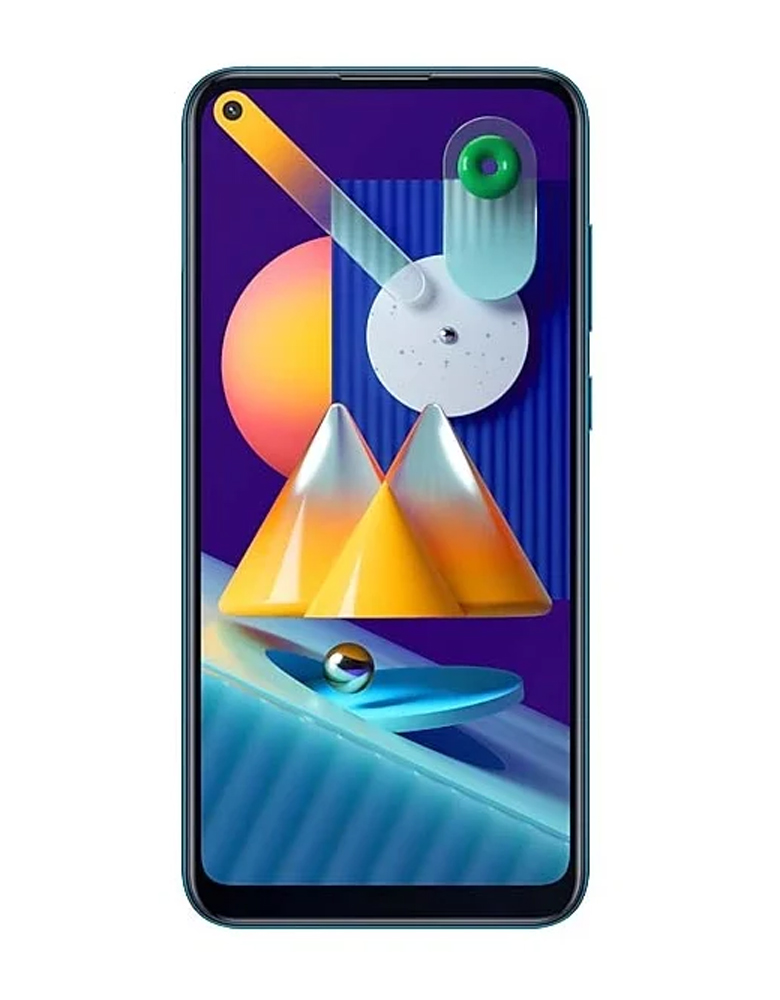 Смартфон Samsung Galaxy M11 бирюзовый