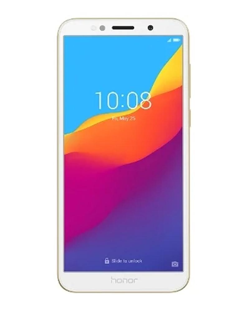 Смартфон Honor 7S 1/16GB золотистый