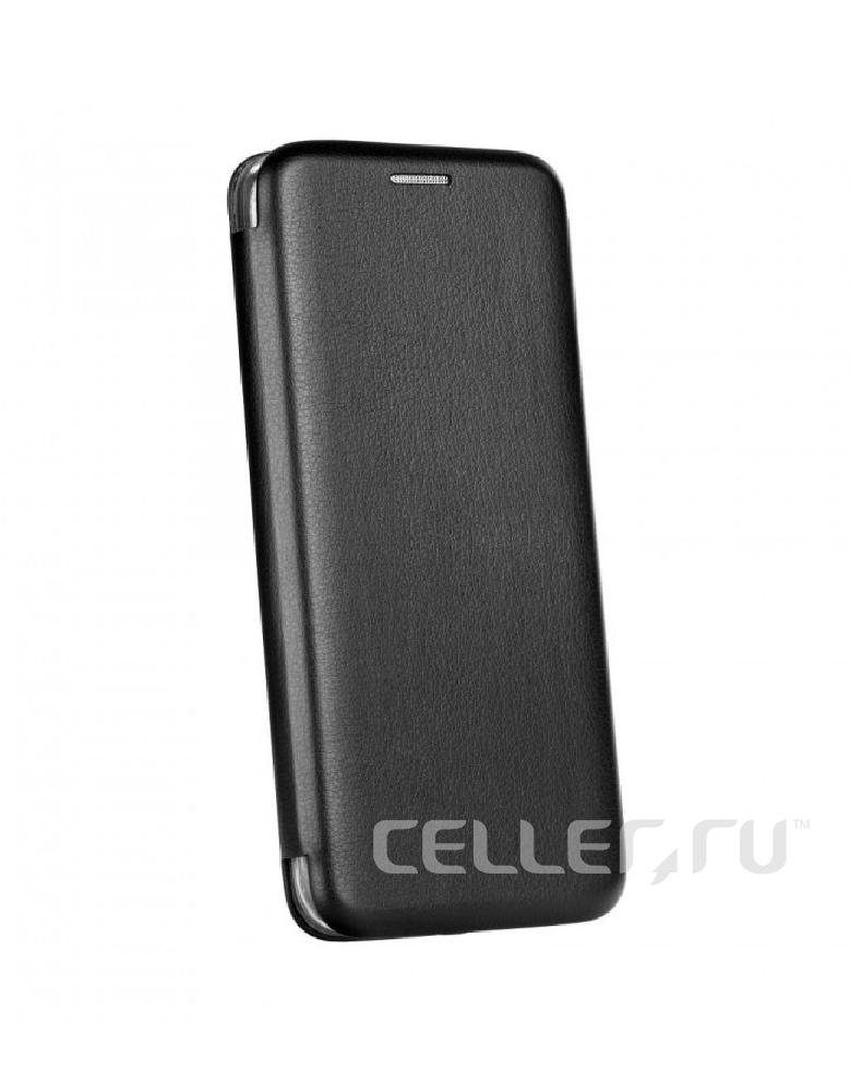 Чехол-книжка для Samsung Galaxy A10 черный