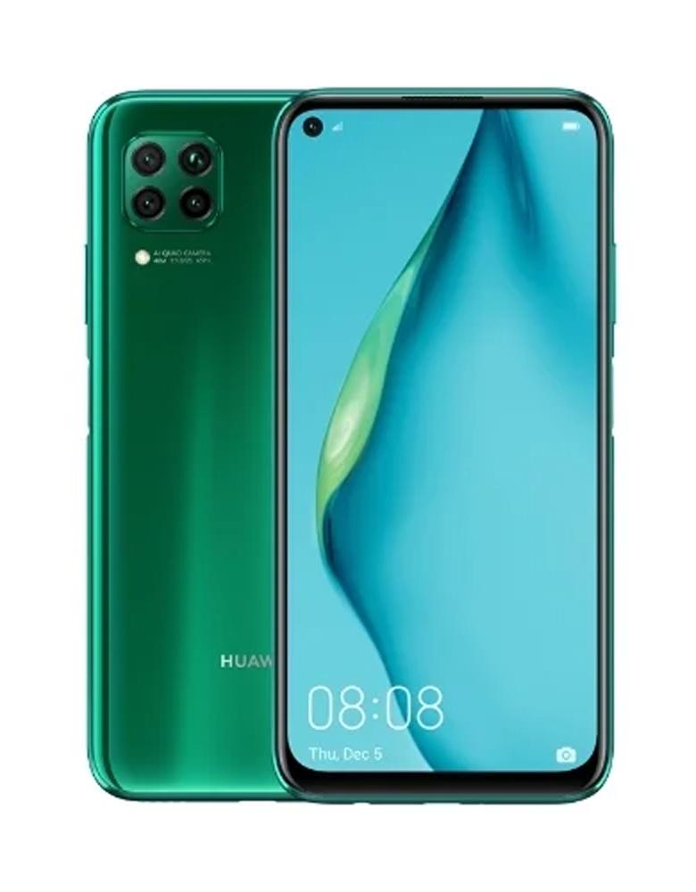 Смартфон HUAWEI P40 Lite 6/128GB Зеленый