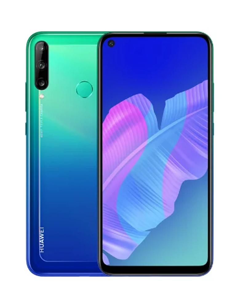 Смартфон HUAWEI P40 Lite E 4/64GB Ярко-голубой