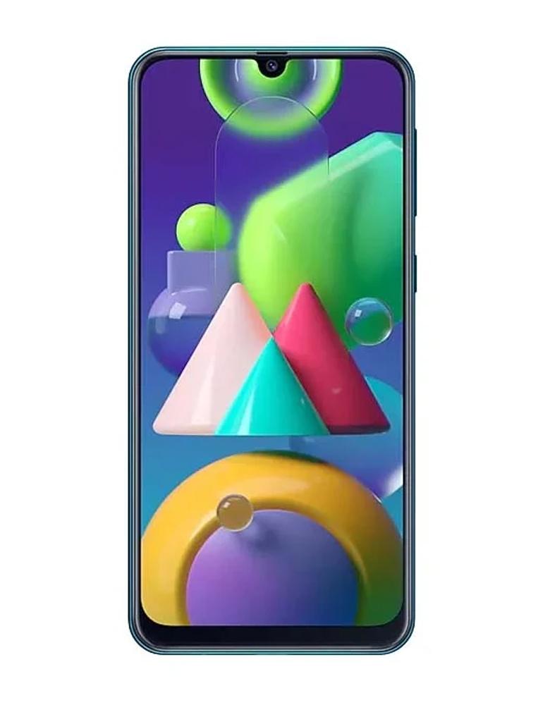 Смартфон Samsung Galaxy M21 Зеленый