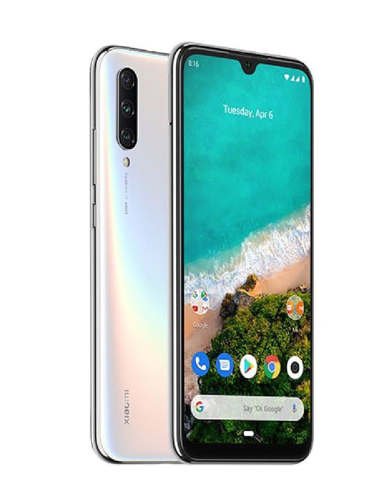 Xiaomi Mi A3 4/64GB Android One White