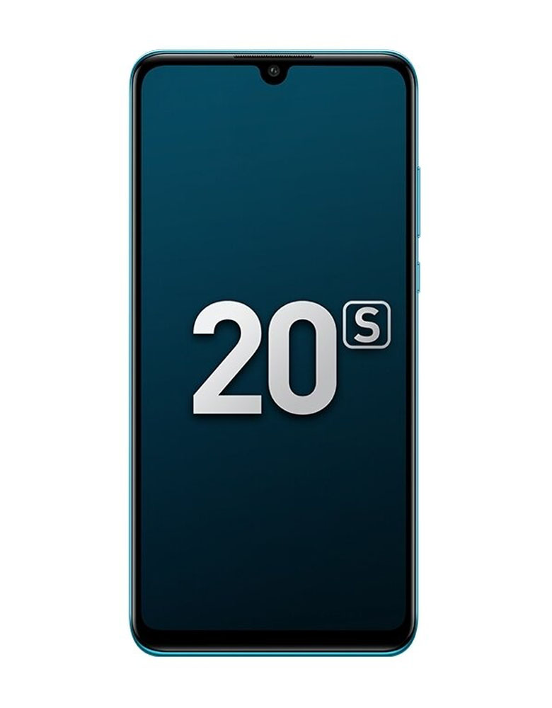 Смартфон Honor 20s 6/128 Gb Peacock Blue