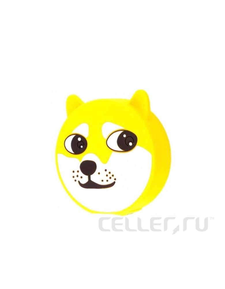 Power bank Emoji Лиса емкость 15000 мАч