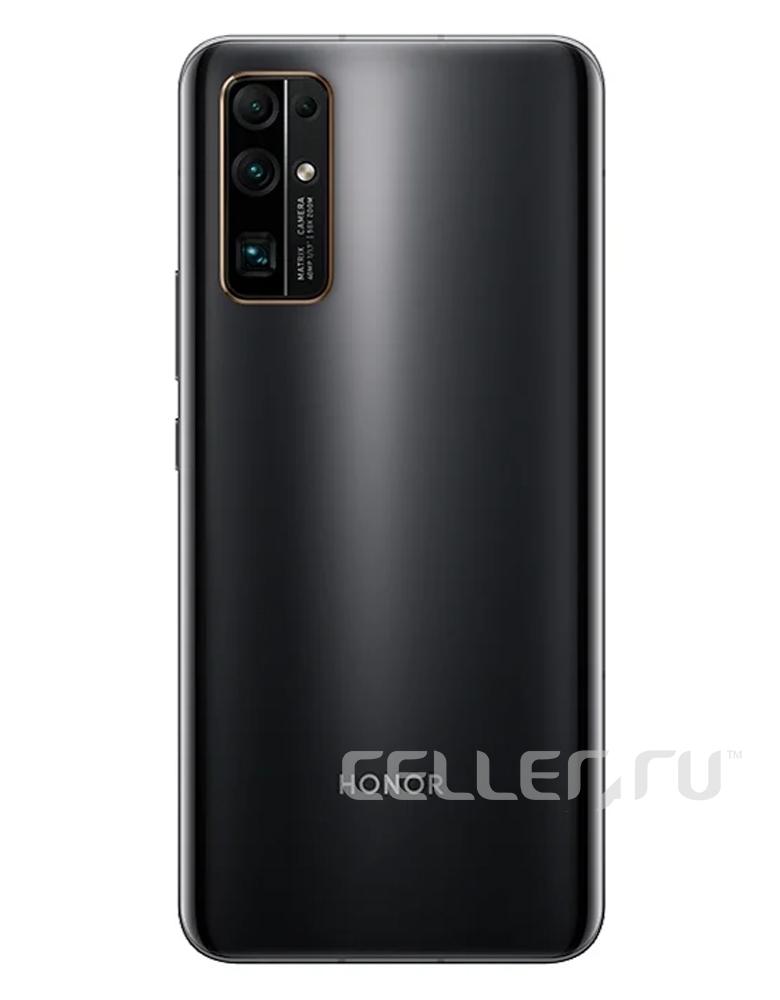 Смартфон HONOR 30 8/256GB полночный черный