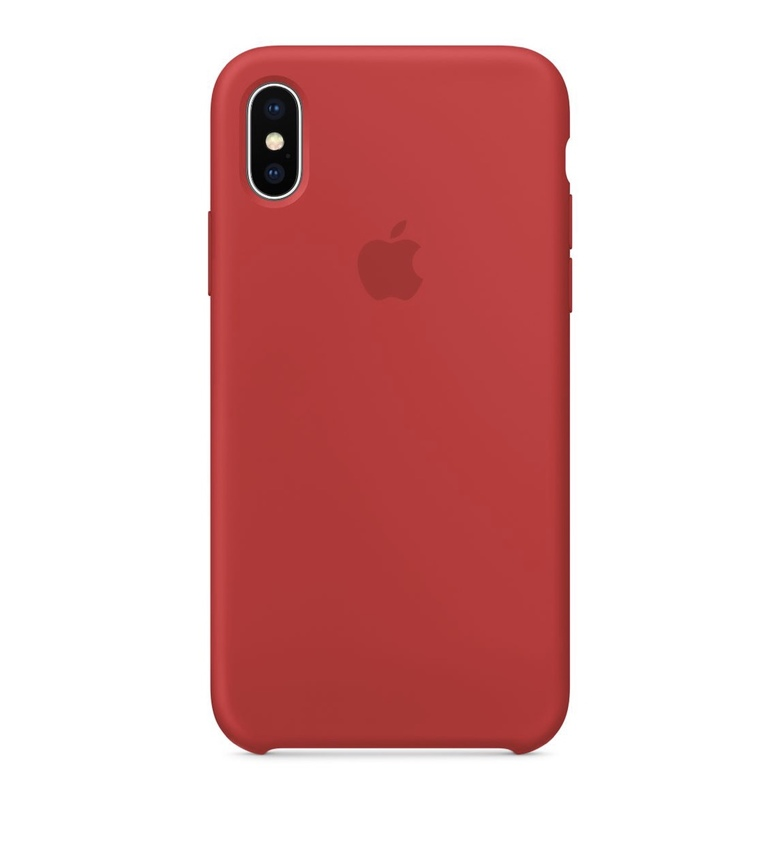 iPhone 7 Silicone Case -(PRODUCT)RED