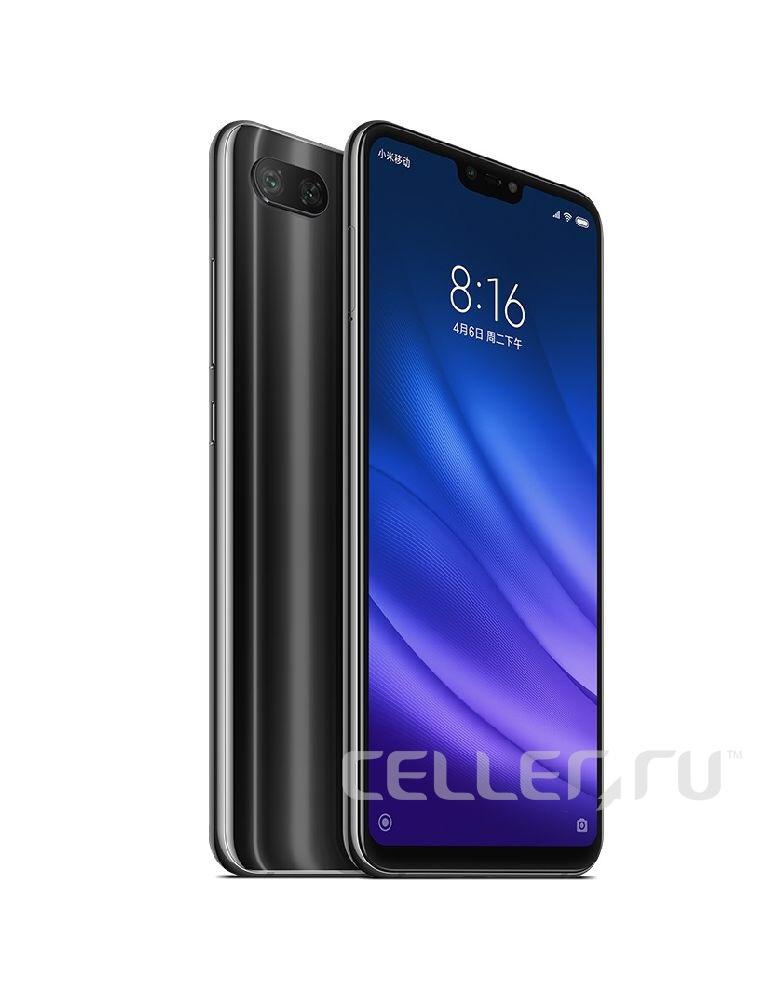 Xiaomi Mi8 Lite 6/128GB Black