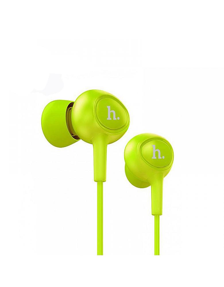 Наушники HOCO(original)M3 Цвет: Зеленый