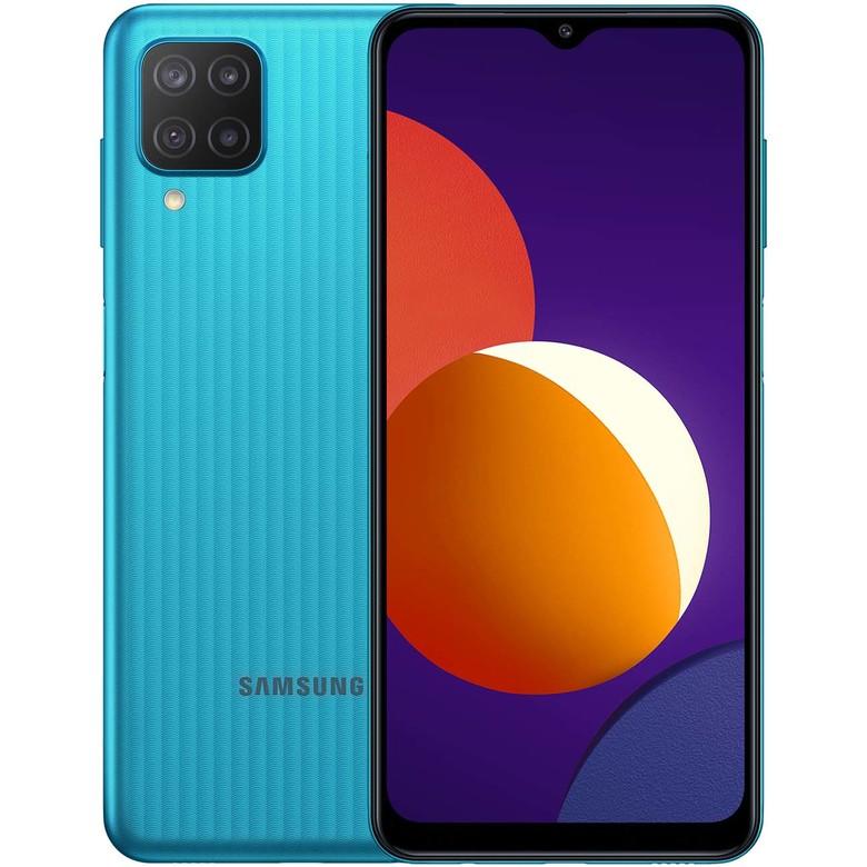Смартфон Samsung Galaxy M12 32GB, зеленый