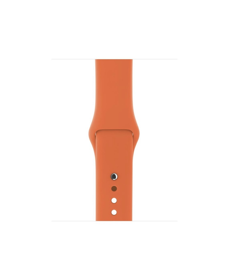 42mm Spicy Orange Sport Band