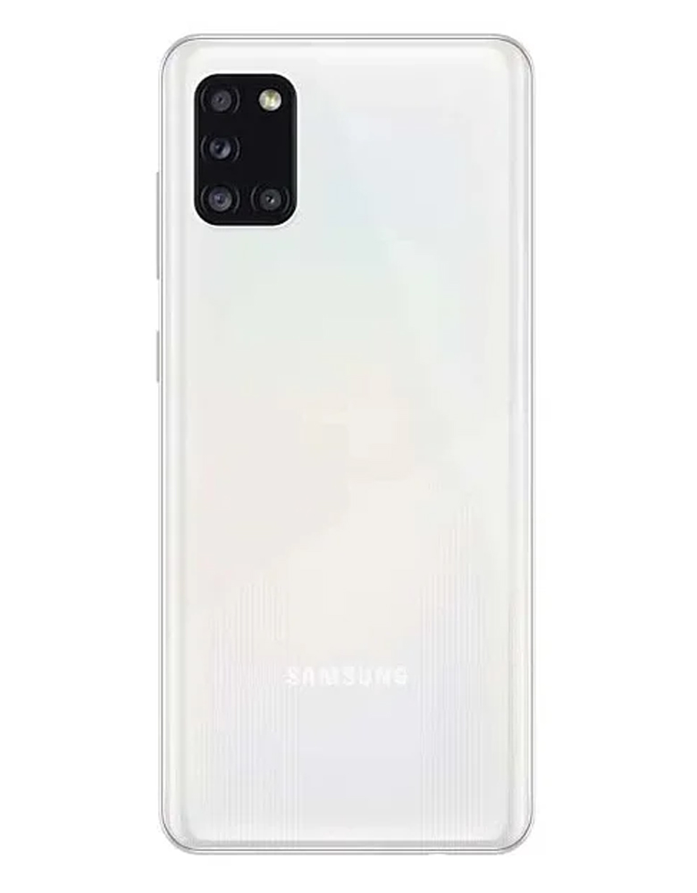 Смартфон Samsung Galaxy A31 128GB Белый