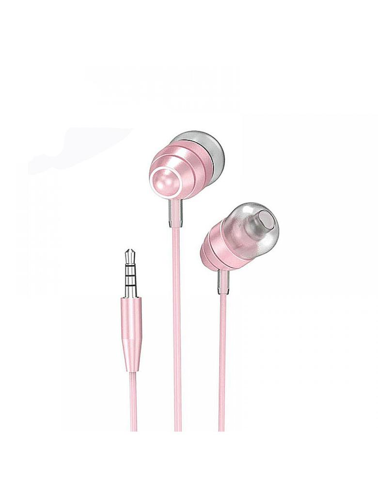 Наушники HOCO(original)M5 Цвет: Розовое золото