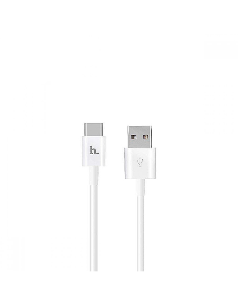 USB кабель HOCO (Original) UPT02 Type-C 1.2м Цвет: Белый