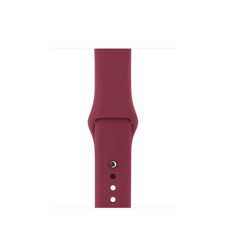 42mm Rose Red Sport Band