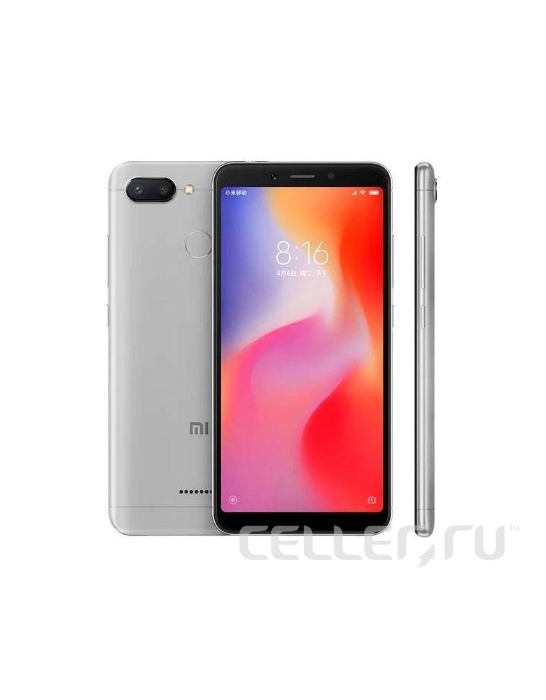 Xiaomi Redmi 6 3/32GB Grey