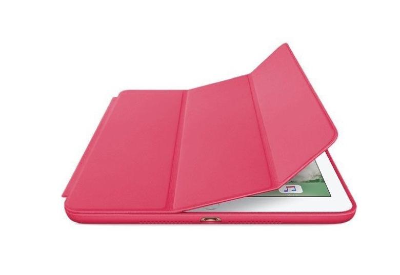 Чехол книжка-подставка Smart Case для iPad 2/3/4 (Светло розовый)