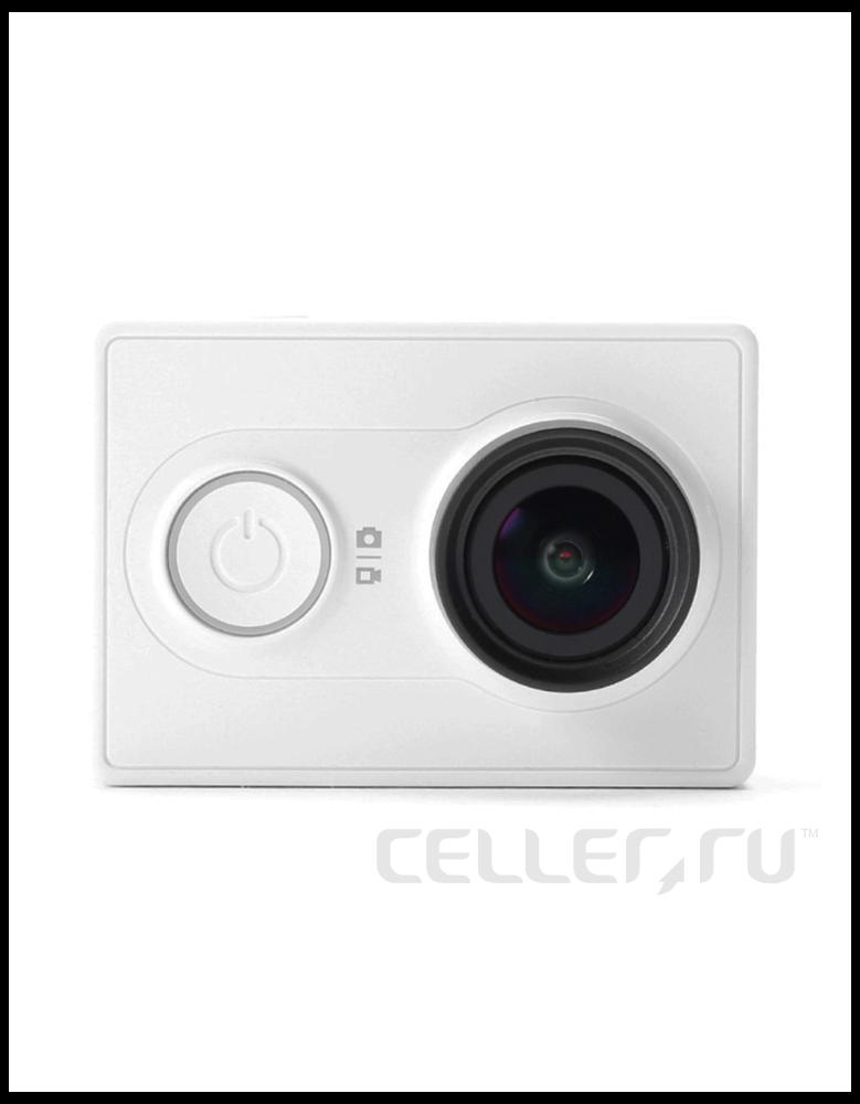 Экшн-камера YI Action Camera Basic Edition White