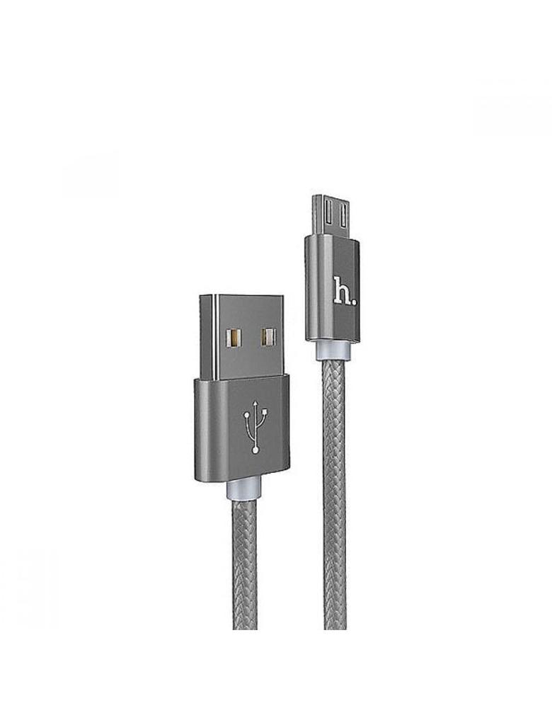 USB кабель HOCO (Original) X2 Micro Цвет: Черный