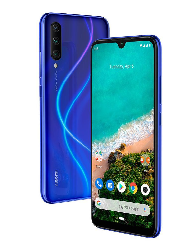 Xiaomi Mi A3 4/128GB Android One Blue