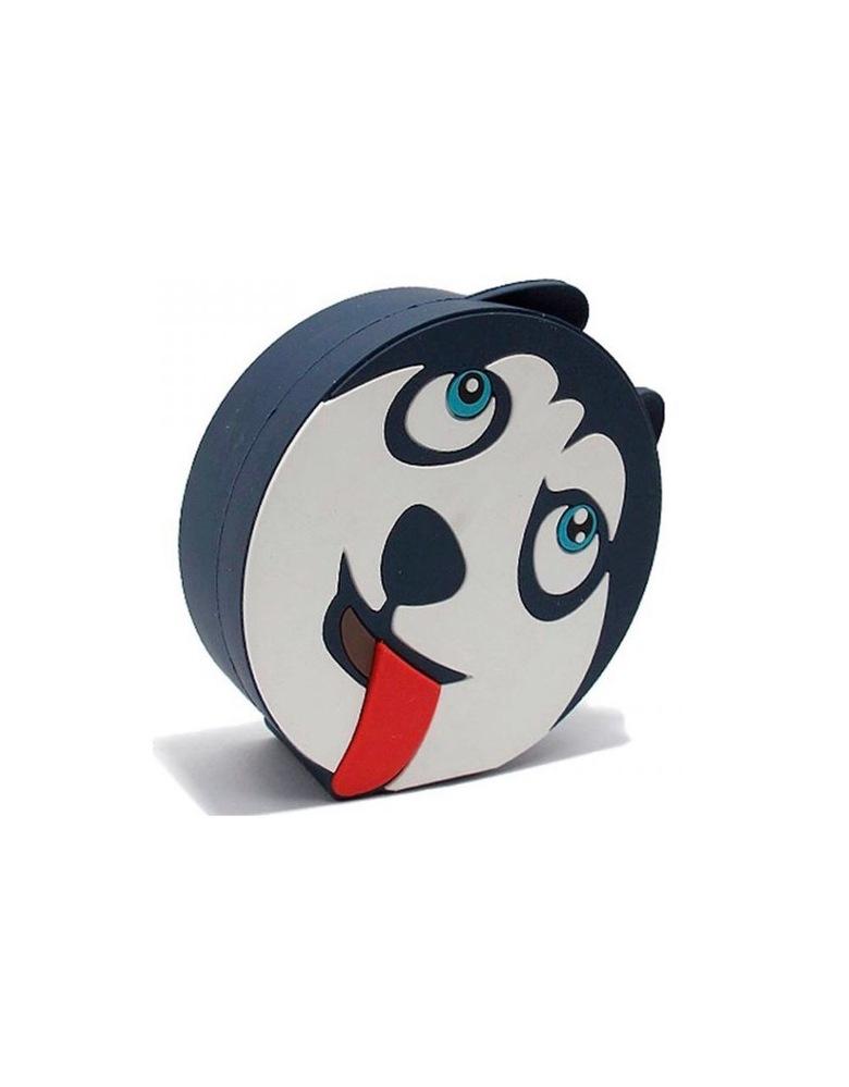 Power bank Emoji Хаски емкость 15000 мАч