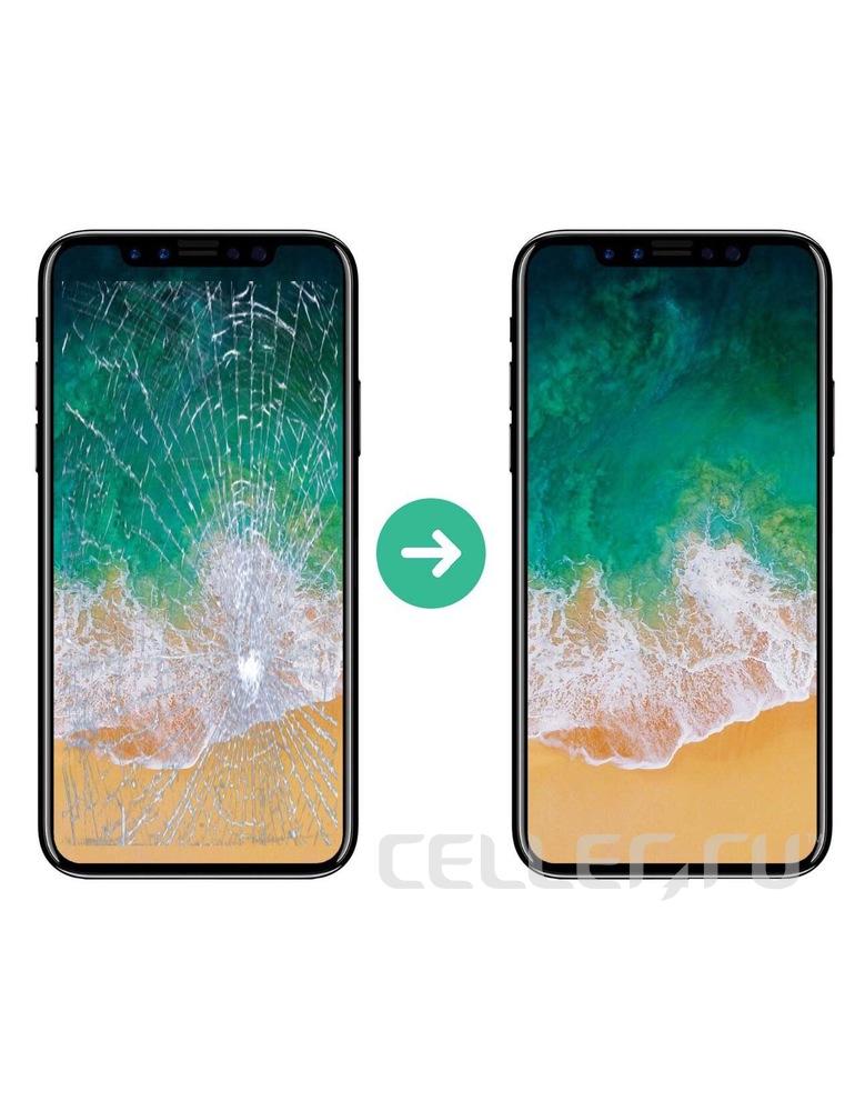 iPhone 8 Plus Замена сенсорного стекла