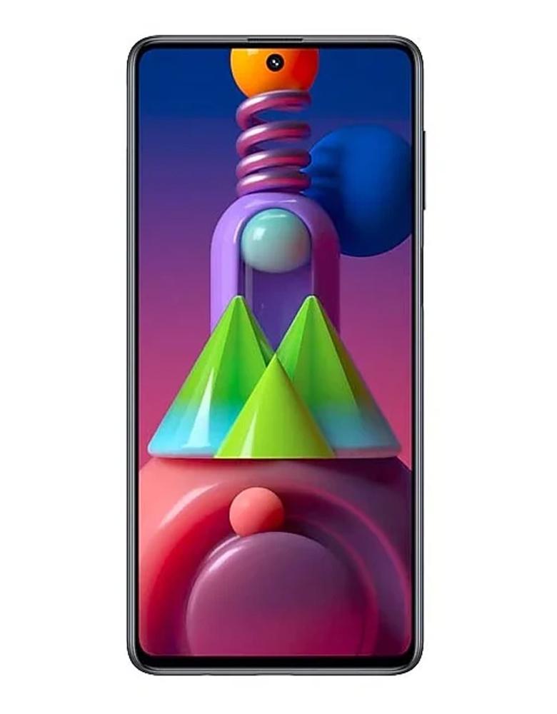 Смартфон Samsung Galaxy M51 Черный