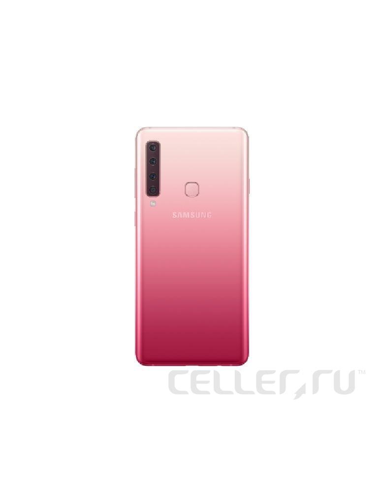Смартфон Samsung Galaxy A9 (2018) 6/128GB Pink