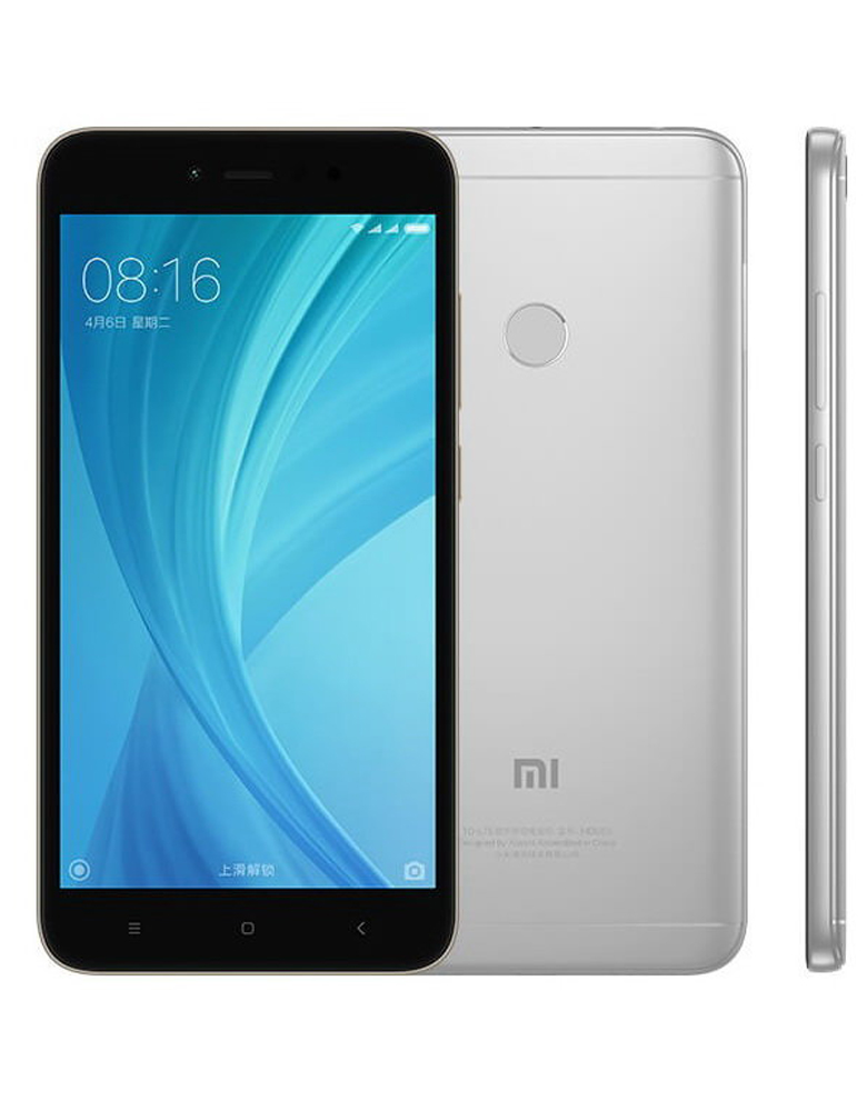 Xiaomi Redmi Note 5A 16GB Gray(Серый)