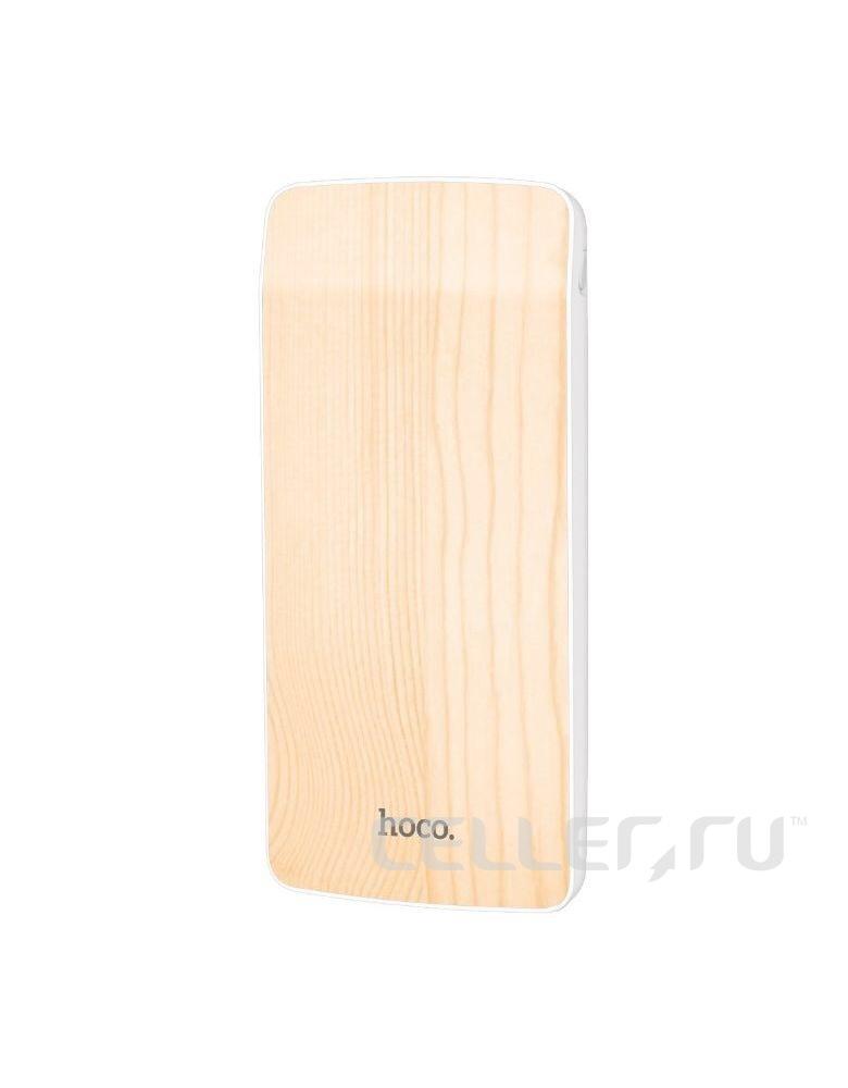 "Внешний аккумулятор J5-8000 mAh (Power bank) ""Hoco"" Wooden"