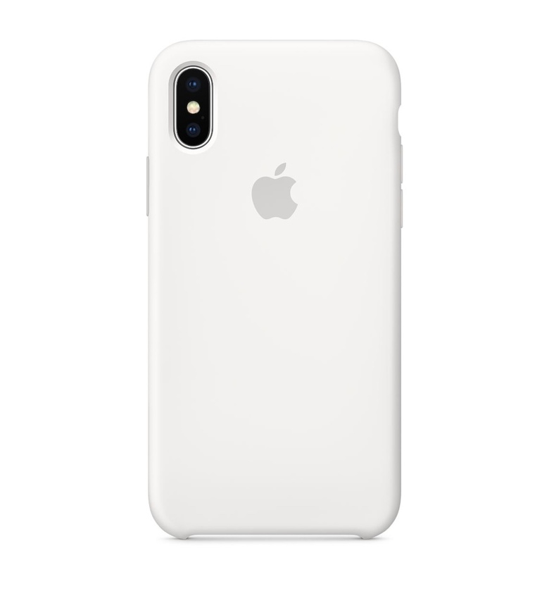 iPhone 6 Silicone Case - White