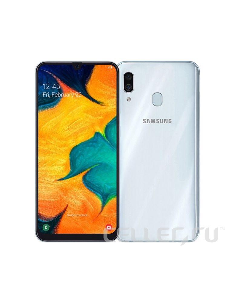 Samsung Galaxy A30 SM-A305F 32GB White