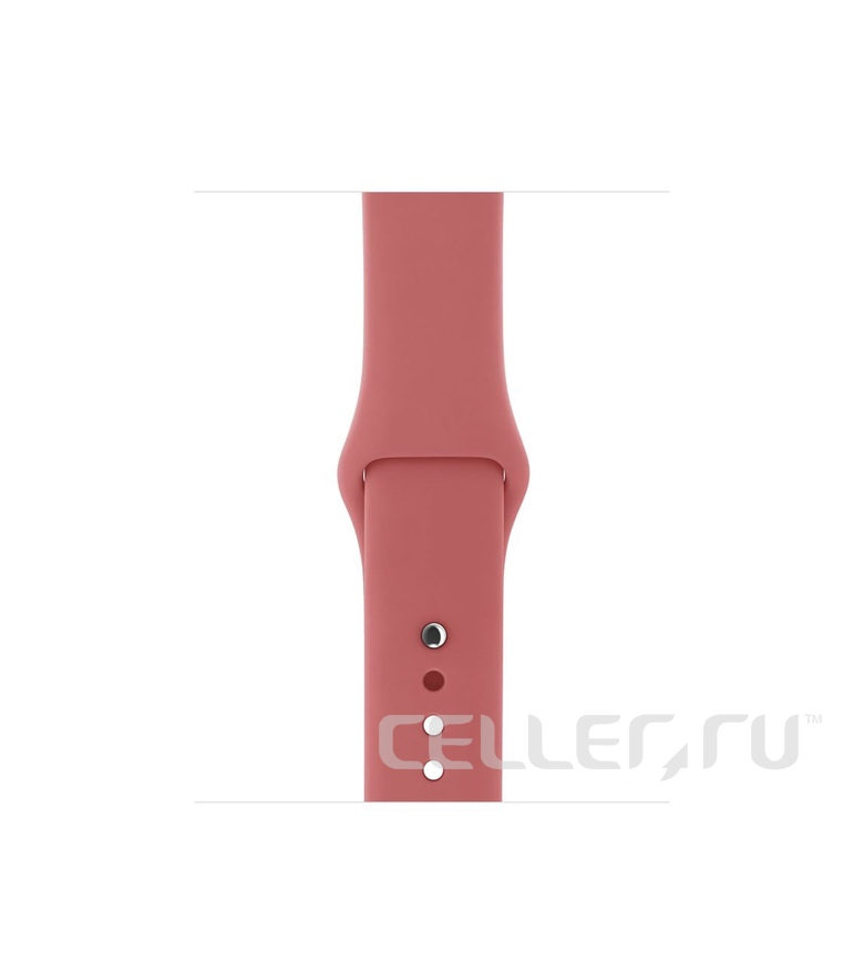 38mm Camellia Sport Band