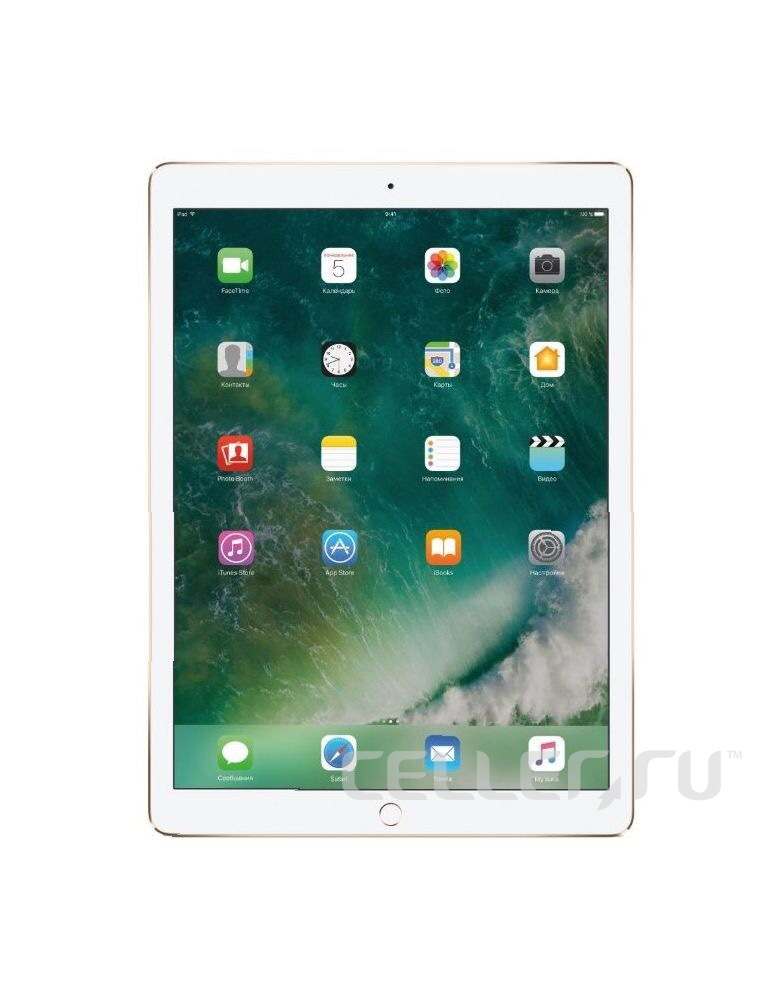 Apple iPad Pro 12.9 (2017) 512Gb Wi-Fi Gold