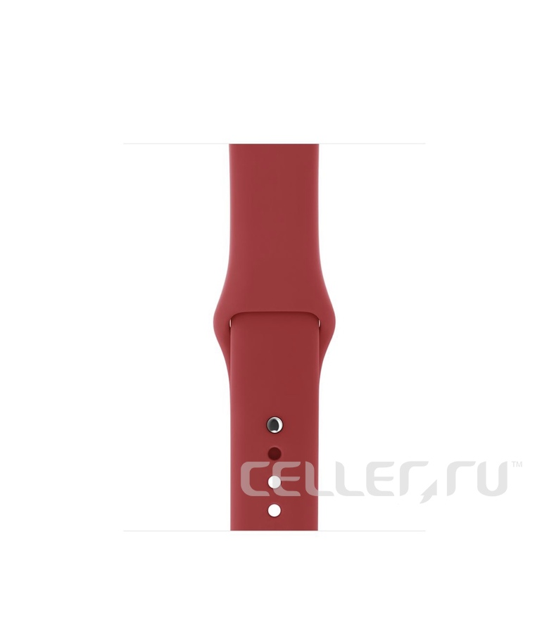 38mm (PRODUCT)RED Sport Band