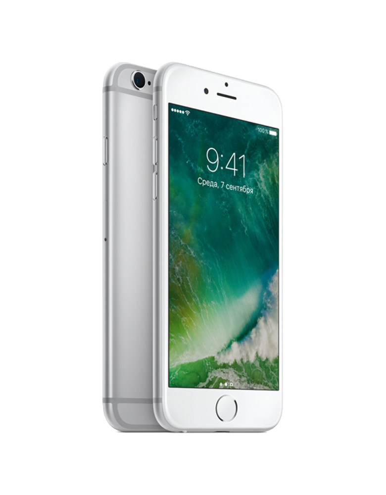 Apple iPhone 6s 32Гб Silver Rfb