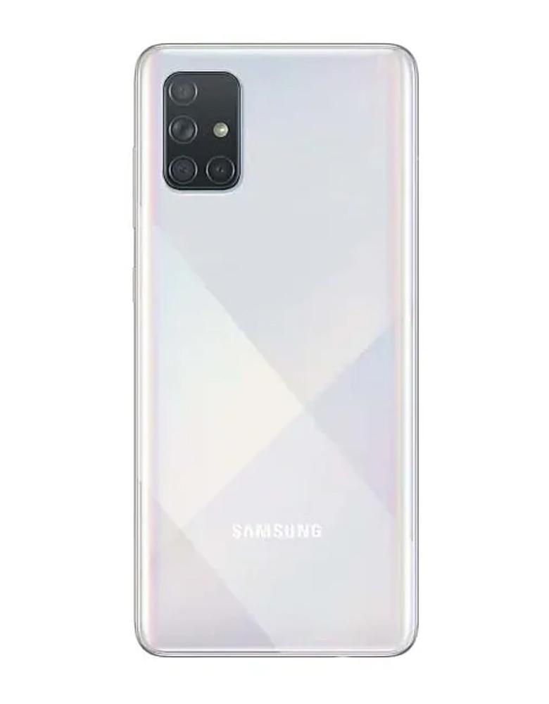 Смартфон Samsung Galaxy A71 6/128GB Аура