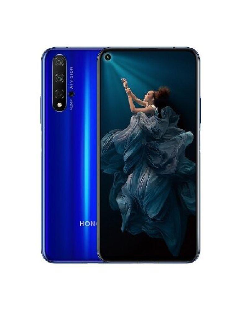 Смартфон HONOR 20 6/128GB Голубой сапфир