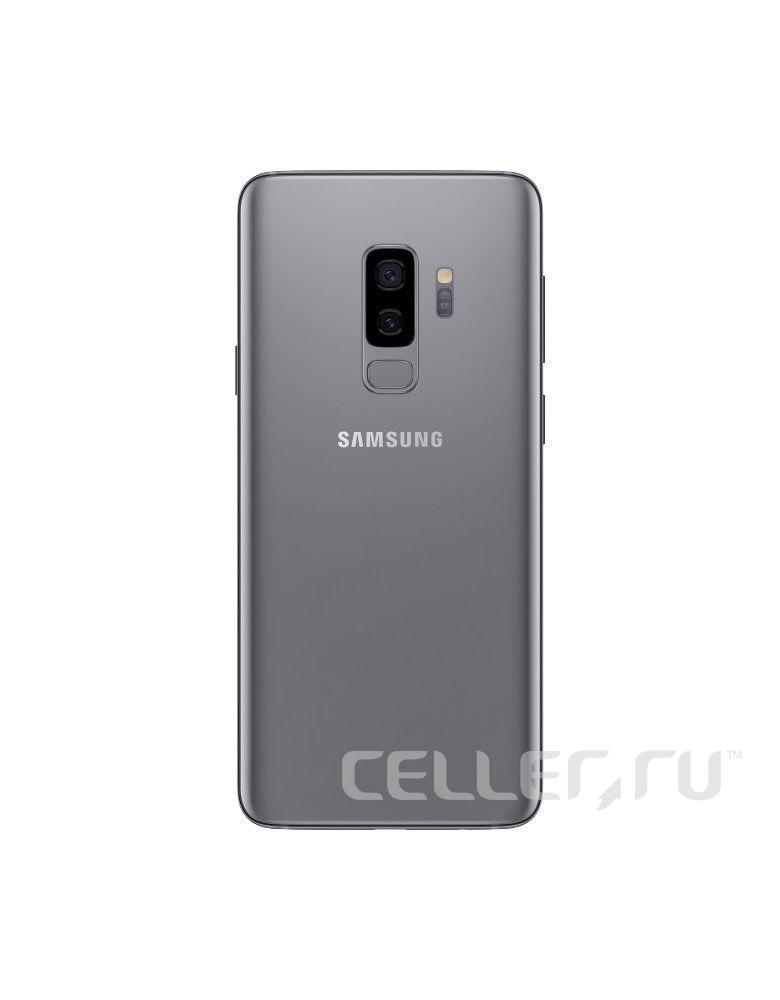 Смартфон Samsung Galaxy S9+ 64GB Титан