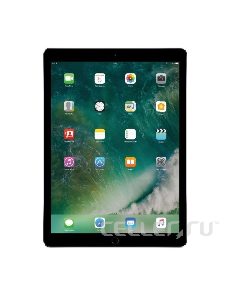 Apple iPad Pro 12.9 (2017) 256Gb Wi-Fi Space Gray